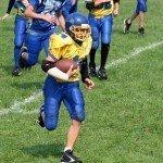 Football, a metaphor for the Christian life