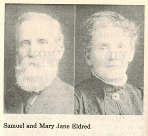 1915? Samuel and Mary Jane Eldred