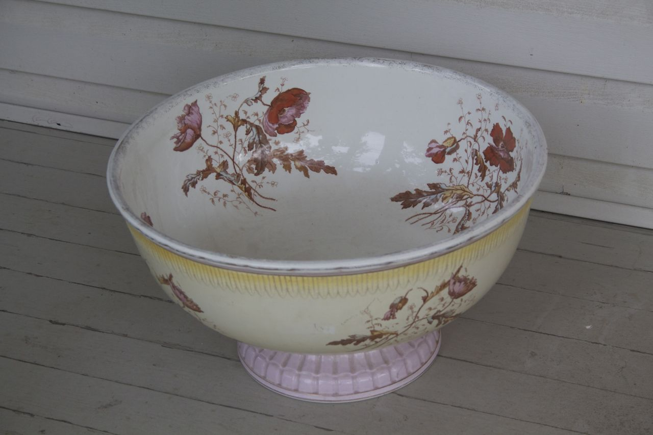 The tale of Granny's punch bowl: where next?