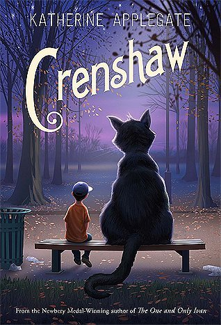 Crenshaw by Katherine Applegate, a review