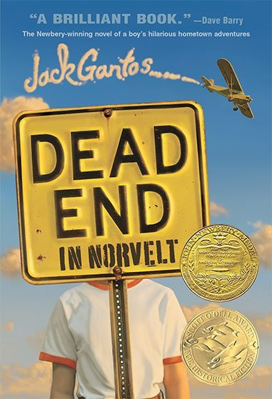 Dead End in Norvelt by Jack Gantos, a review