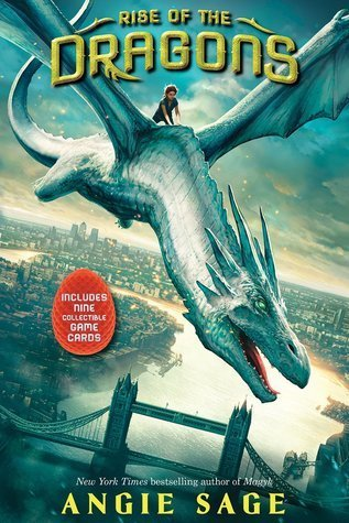Rise of the Dragons by Angie Sage, a review