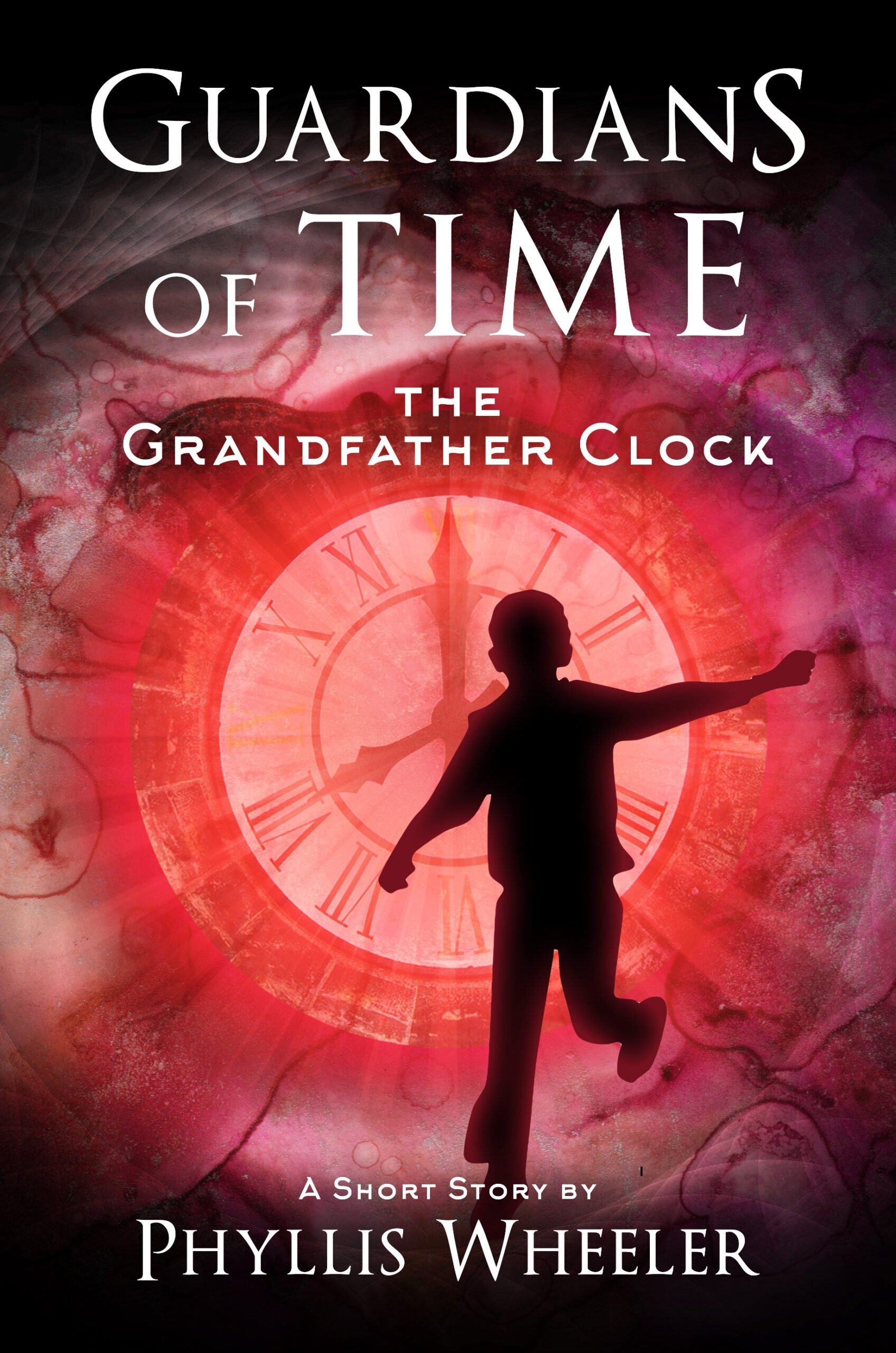 The Grandfather Clock by Phyllis Wheeler book cover
