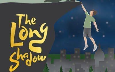 My Novel, The Long Shadow, Is Born!