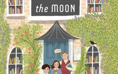A Place to Hang the Moon by Kate Albus, a review