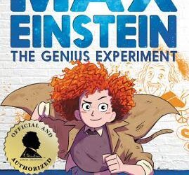 Max Einstein: The Genius Experiment by James Patterson, a review