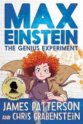 Book cover Max Einstein the Genius Experiment